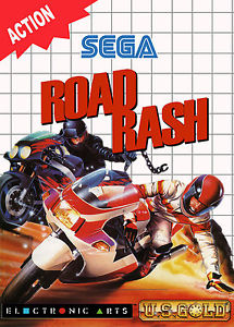ROAD RASH [MASTER SYSTEM]  - USED