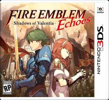 FIRE EMBLEM ECHOES : SHADOWS OF VALENTIA [3DS]