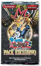 YU-GI-OH -  EXCLUSIVE PACK 1 BOOSTER PACK (Spanish Edition)