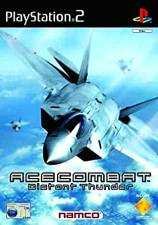 ACE COMBAT: DISTANT THUNDER [PS2] - USED