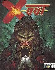 X-OUT [AMSTRAD DISK] - USED