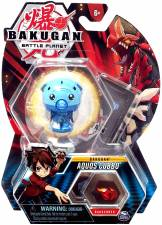 BAKUGAN BATTLE PLANET: AQUOS CUBBO BALL PACK