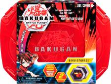 BAKUGAN STORAGE CASE RED