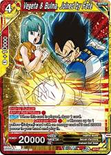 Vegeta & Bulma Joined by Fate - Rare - BT10-146