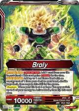 Broly // Broly, the Awakened Demon - BT11-002 - Uncommon