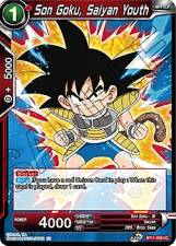 Son Goku, Saiyan Youth - BT11-008 - Uncommon
