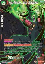 King Piccolo Terror Unleashed (SPR) - BT5-022 - Special Rare
