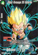 Ghost Rampage SS Gotenks (SPR) - BT5-040 - Special Rare