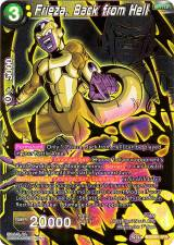 Frieza Back from Hell (SPR) - BT5-091 - Special Rare