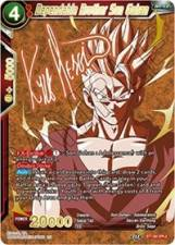 Dependable Brother Son Gohan (SPR Signature) - BT7-006 - Special Rare Signature