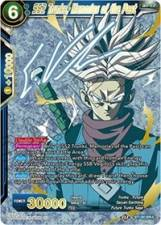 SS2 Trunks Memories of the Past (SPR Signature) - BT7-030 - Special Rare Signature