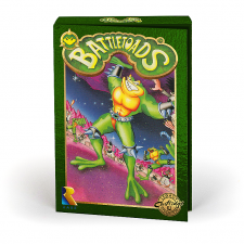 BATTLETOADS - LEGACY CARTRIDGE COLLECTION [NES]