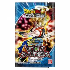 DRAGON BALL SUPER CG - VICIOUS REJUVENATION BOOSTER PACK