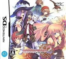 LUMINOUS ARC 2 [DS] - USED