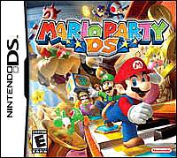 MARIO PARTY [DS] - USED
