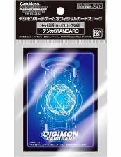 DIGIMON TCG: OFFICIAL CARD SLEEVES (60CT) - STANDARD