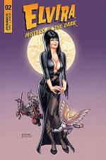 ELVIRA MISTRESS OF THER DARK #2 COVER A