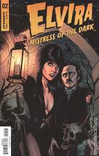 ELVIRA MISTRESS OF THER DARK #2 COVER B