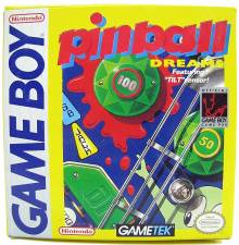 PINBALL DREAMS [GB] - USED