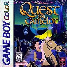 QUEST FOR CAMELOT [GB] - USED