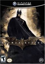 BATMAN BEGINS [GAMECUBE] - USED