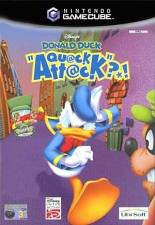 DISNEY'S DONALD DUCK QUACK ATTACK [GAMECUBE] - USED