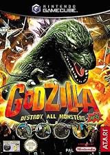 GODZILLA - DESTROY ALL MONSTERS MELEE [GAMECUBE] - USED