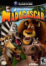 MADAGASCAR [GAMECUBE] - USED