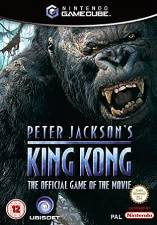 PETER JACKSON'S KING KONG [GAMECUBE] - USED
