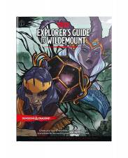 DUNGEONS & DRAGONS RPG ADVENTURE EXPLORER'S GUIDE TO WILDEMOUNT (ENGLISH)