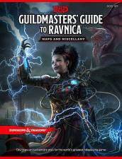 DUNGEONS & DRAGONS - GUILDMASTERS GUIDE TO RAVNICA
