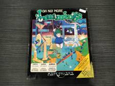 OH NO! MORE LEMMINGS [AMIGA] - USED