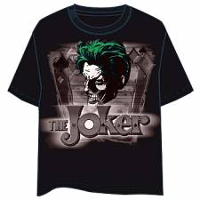JOKER FACE T-SHIRT (M)