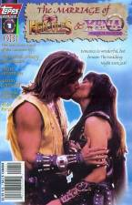 THE MARRIAGE OF HERCULES AND XENA #1