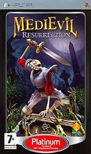 MEDIEVIL RESURRECTION (PLATINUM) [PSP] - USED