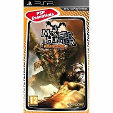 MONSTER HUNTER FREEDOM ESSENTIALS EDITION [PSP]