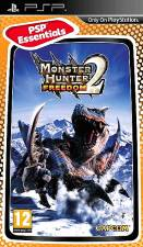 MONSTER HUNTER FREEDOM 2 ESSENTIALS EDITION [PSP]