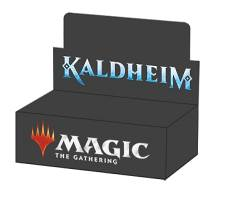 MAGIC THE GATHERING - KALDHEIM DRAFT BOOSTER DISPLAY (36 PACKS) - [Pre-Order]