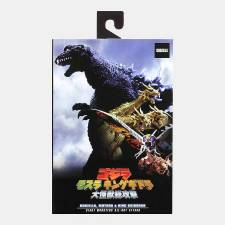 GODZILLA - GIANT MONSTERS ALL-OUT ATTACK ATOMIC BLAST (NEW PACKAGING)