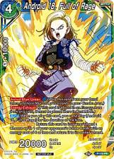 Android 18, Full of Rage - P-176 (Foil)