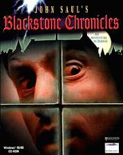 JOHN SAUL'S BLACKSTONE CHRONICLES [PC] - USED