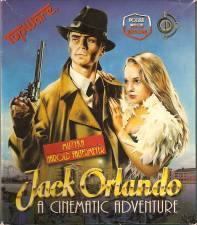 JACK ORLANDO: A CINEMATIC ADVENTURE [PC] - USED