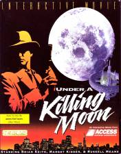 TEX MURPHY: UNDER A KILLING MOON [PC] - USED