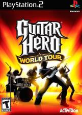 GUITAR HERO WORLD TOUR  [PS2]