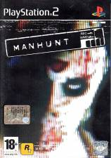 MANHUNT [PS2] - USED