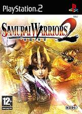 SAMURAI WARRIORS 2 [PS2]