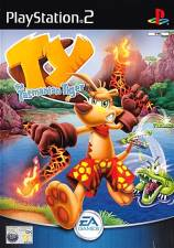 TY THE TASMANIAN TIGER [PS2] - USED