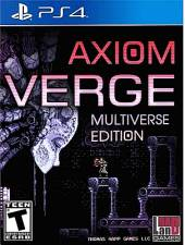 AXIOM VERGE: MULTIVERSE EDITION [PS4]