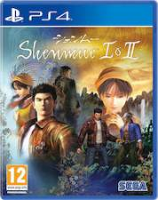 SHENMUE 1 & 2 [PS4]