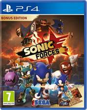 SONIC FORCES [PS4]